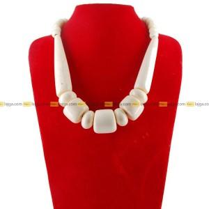 Lajga Mix Amber Bulk Necklace For Women
