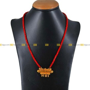 Lajga Scroll Pendant Necklace For Women
