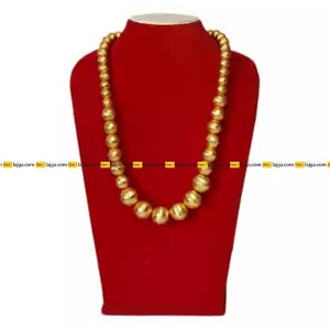 Lajga Golden Ball Necklace For Women