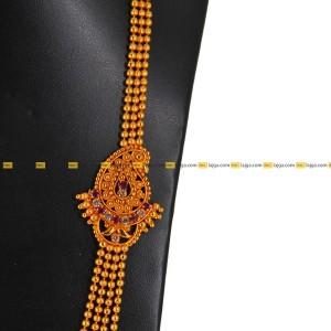 Lajga Muga Chain Necklace For Women